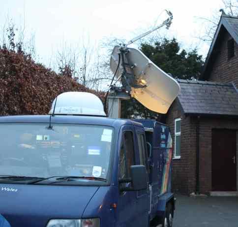 BBC Van